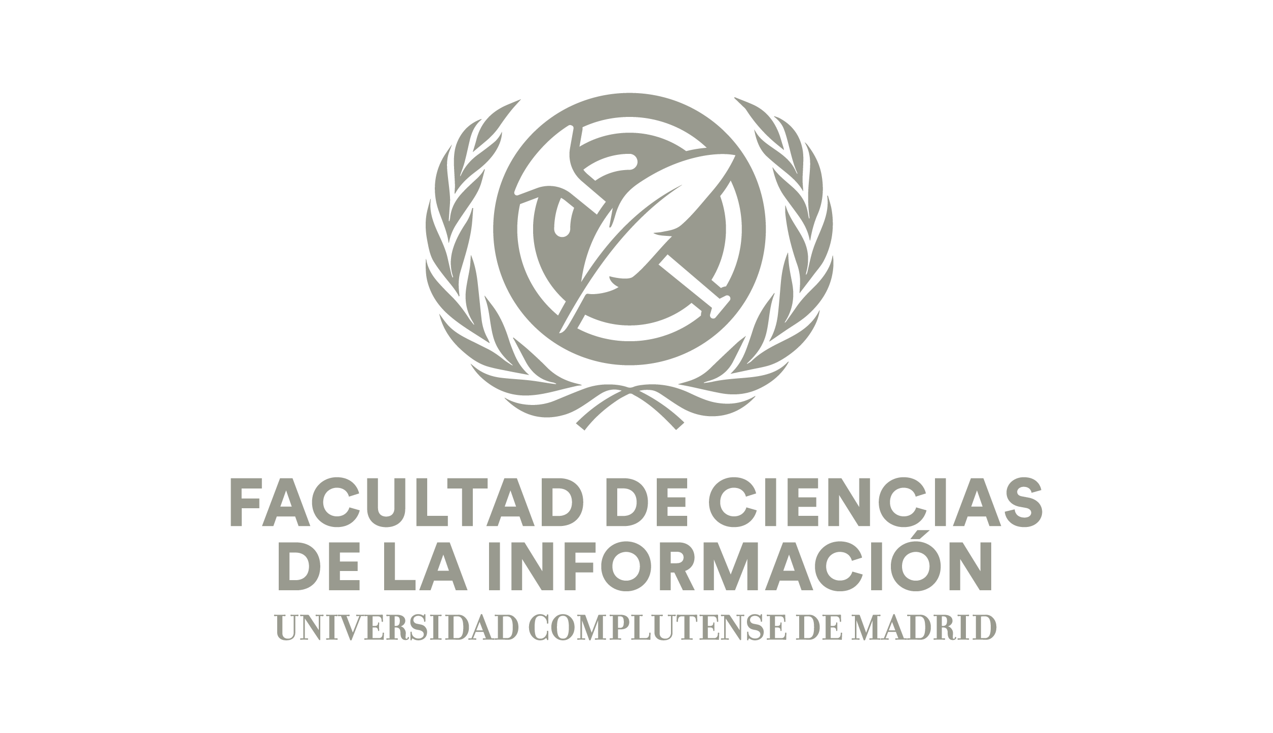 Logo Facultad Ciencias de la Información UCM Logotipo