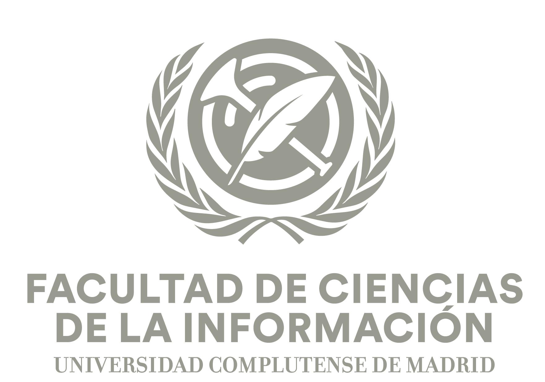 Logotipo Facultad Ciencias de la Información
