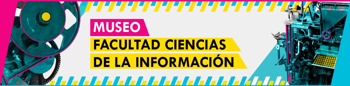 Cabecera web museo CC Información UCM