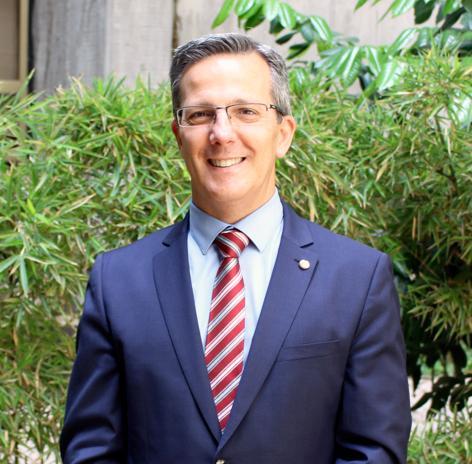 Jorge Clemente. Decano de la Facultad de CC de la Información