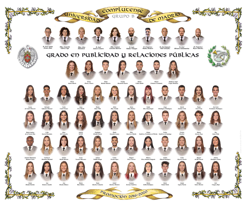 Orla Publicidad y RRPP Grupo B 2019-2020